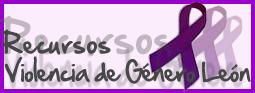 Recursos contra la violencia de género en León