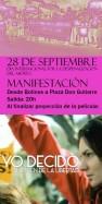 Día Internacional por la Despenalización del Aborto