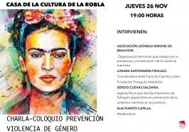Charla coloquio prevención VG_La Robla_IU