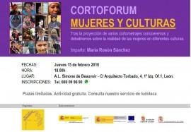 cortoforum mujeres y cultura